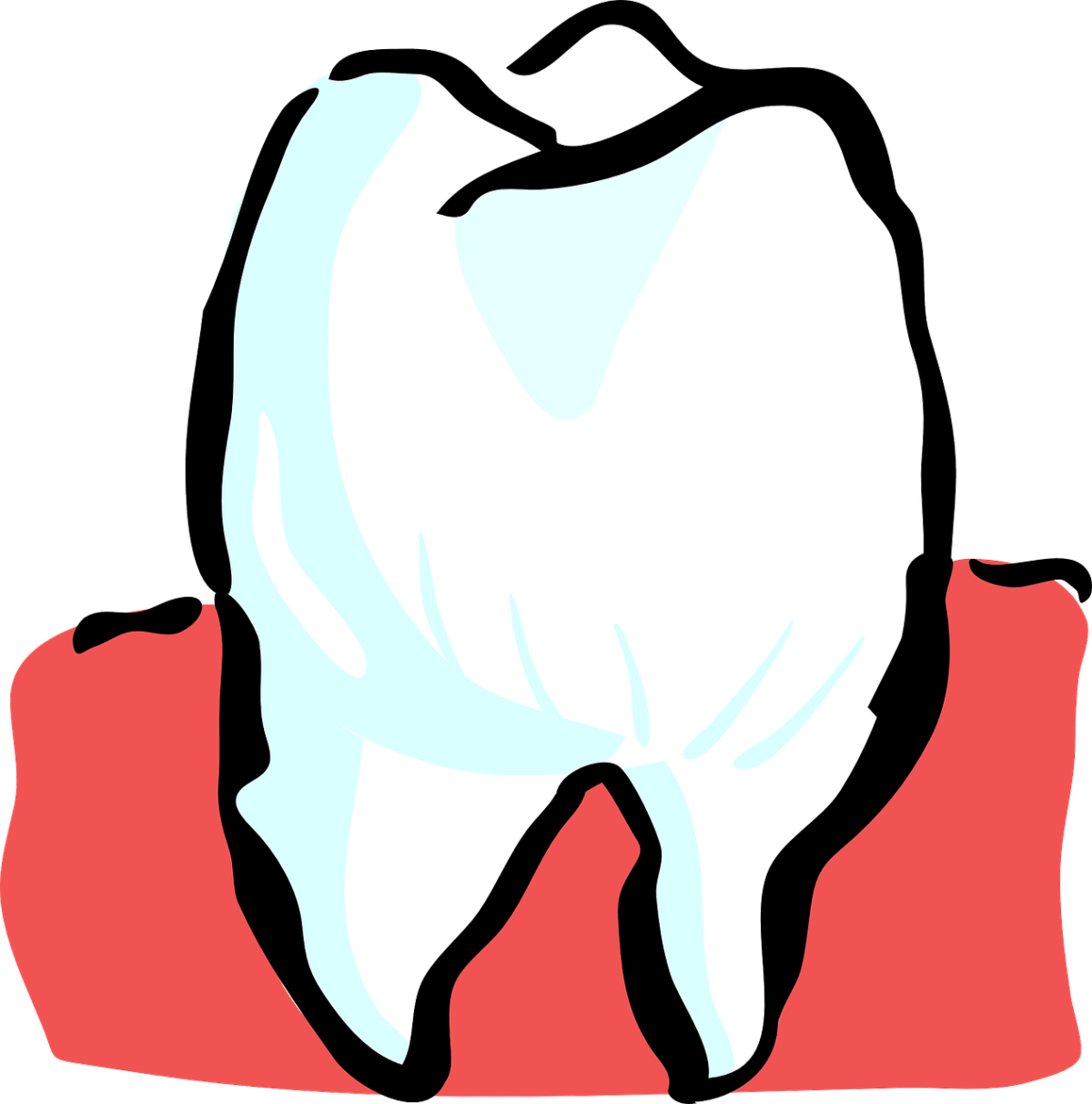 Prześliczne zdrowe zęby oraz godny podziwu przepiękny uśmiech to powód do zadowolenia.